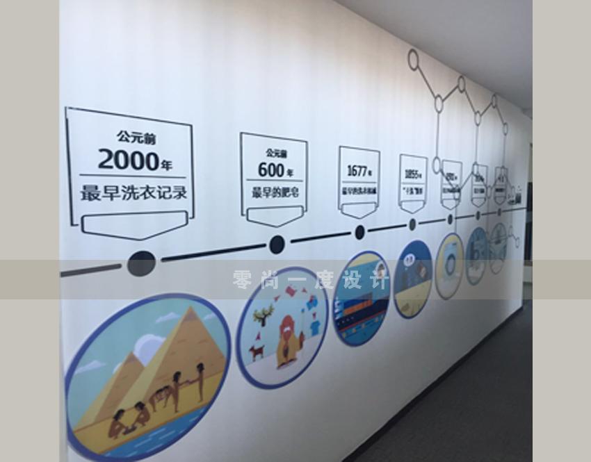 e袋洗文化墙设计落地-文化墙设计-办公室设计|办公|墙